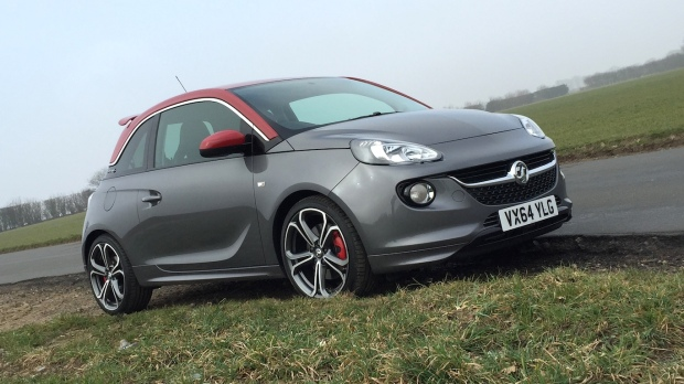 2015 Vauxhall Adam Grand Slam 001