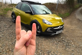 Vauxhall Adam Rocks Air 000
