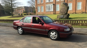 Vauxhall Mk3 Cavalier V6 CDX