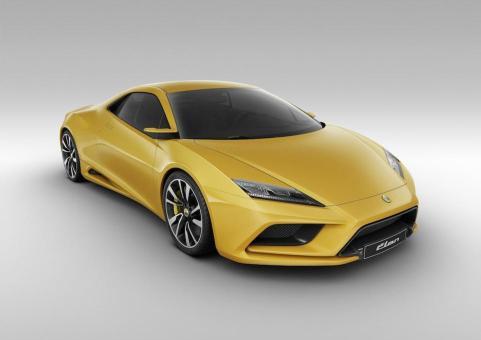 2010 Lotus Elan Concept