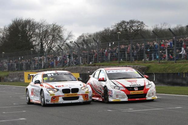 2015 BTCC Brands Hatch Indy 001