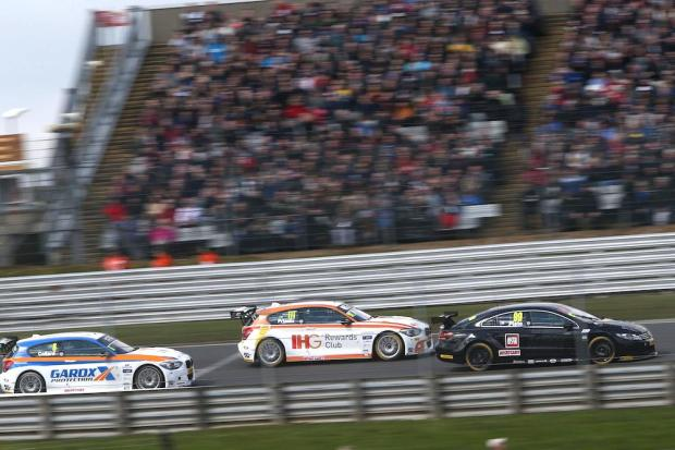 2015 BTCC Brands Hatch Indy 002