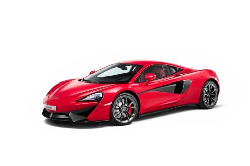2015 McLaren Sports Series 540C