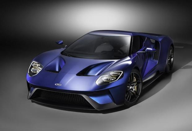 2015 New Ford GT 001