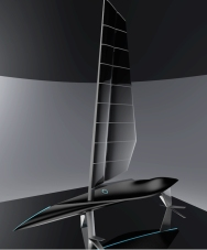 Inspired by Ford GT: Boat