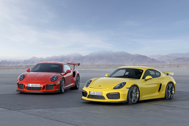 You wanted Porsche to build these ...