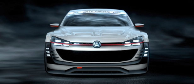 VW GTI Supersport Vision Gran Turismo