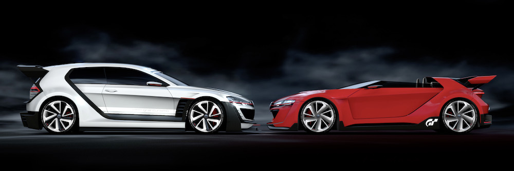VW GTI Supersport Vision Gran Turismo