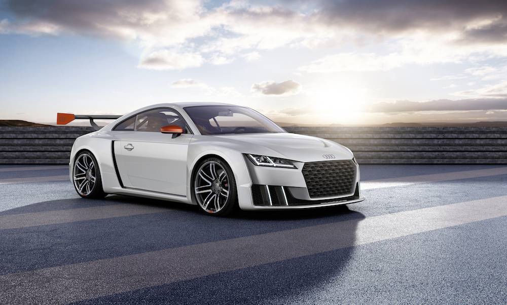 Audi TT clubsport turbo concept 00