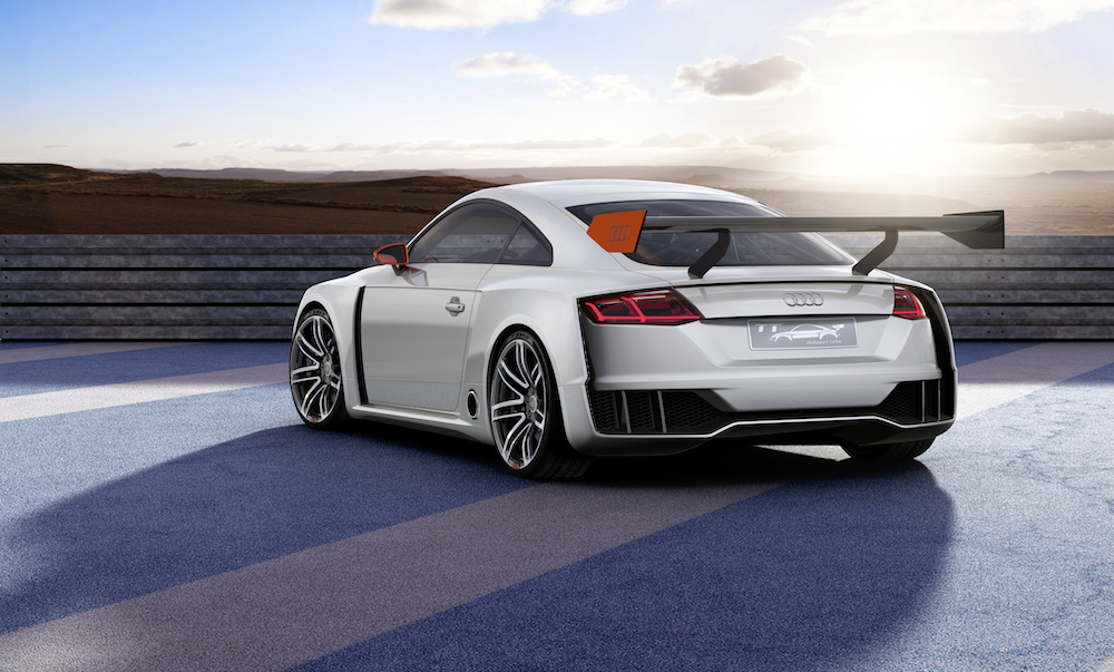 Audi TT clubsport turbo concept 02