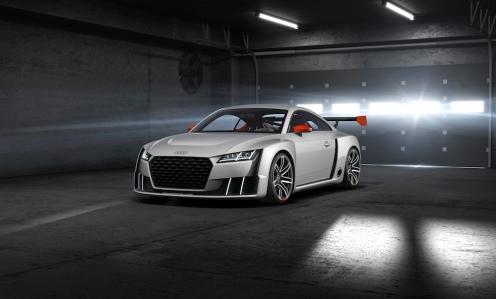 Audi TT clubsport turbo concept 03