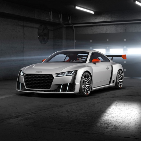 Audi TT clubsport turbo concept 03
