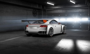 Audi TT clubsport turbo concept 04
