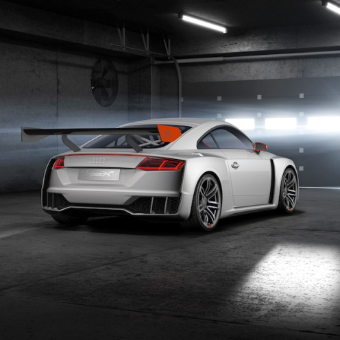 Audi TT clubsport turbo concept 04