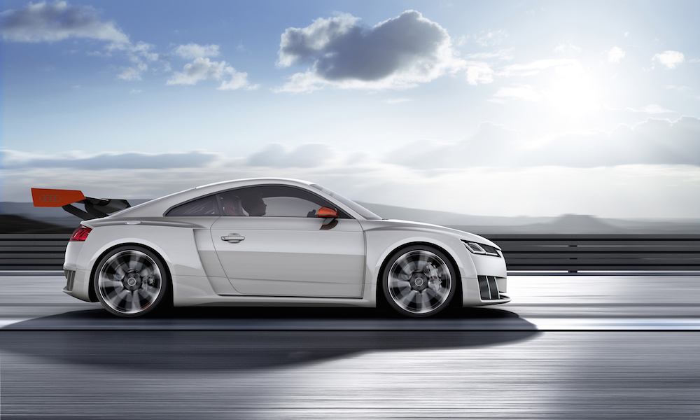 Audi TT clubsport turbo concept 07