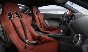 Audi TT clubsport turbo concept interior 08