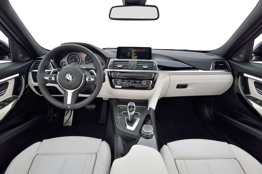2015 BMW 3-Series 005 Interior
