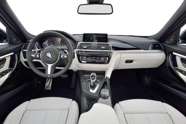 2015 BMW 3-Series 005 Interior