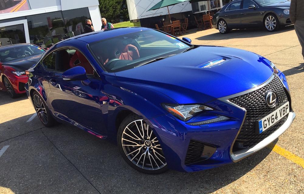 2015 Lexus RC F Coupe 001