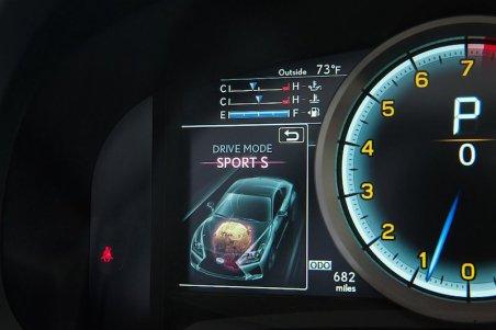 2015 Lexus RC F Interior 004