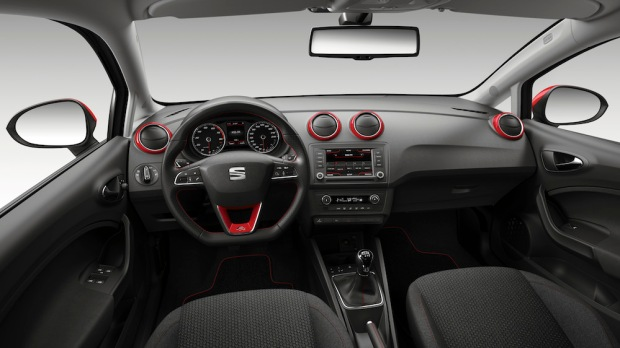 2015 New SEAT Ibiza 006 Interior