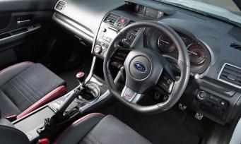 2015 Subaru WRX STI Interior 002