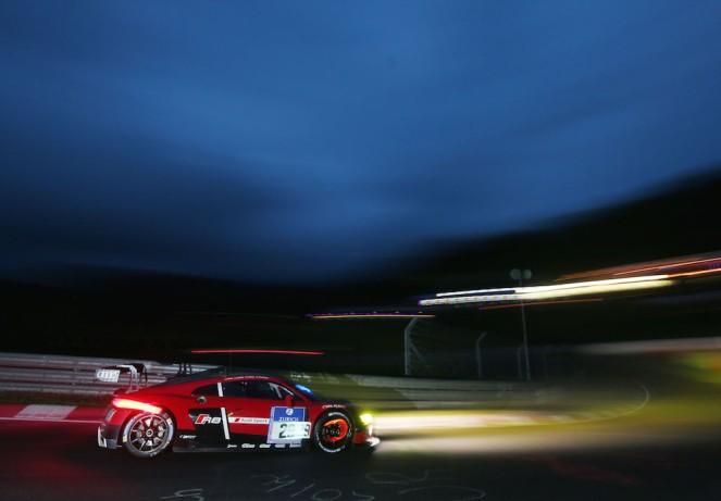 Audi R8 LMS ultra 2015 24h Nürburgring