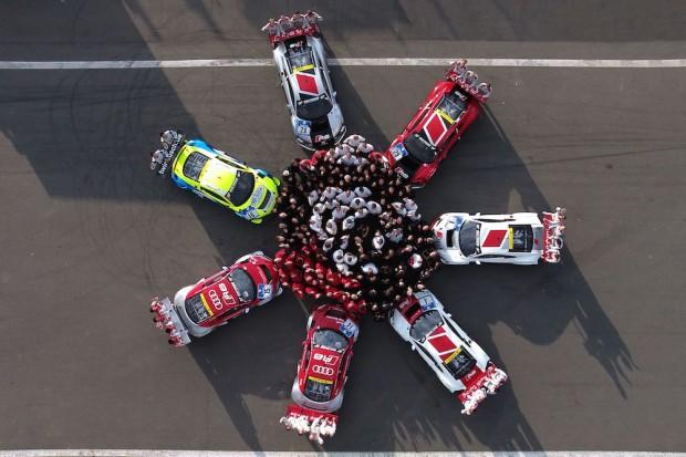 Audi 2015 24h Nürburgring