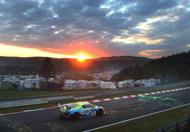 Audi R8 LMS ultra 24h Nürburgring