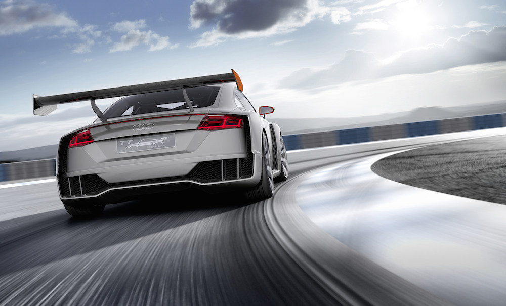 Audi TT clubsport turbo concept 09