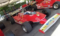 Ferrari 312T5 Goodwood