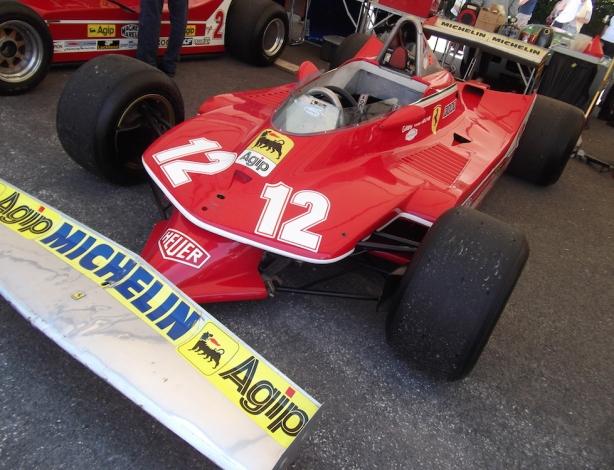 1979 Ferrari 312T4/5 Goodwood