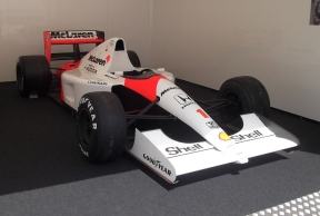 1992 Ayrton Senna McLaren MP4/7A Goodwood