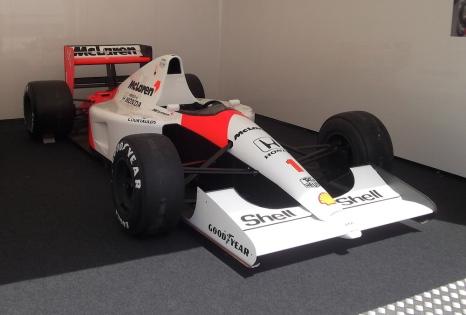 1992 Ayrton Senna McLaren MP4/7A Goodwood