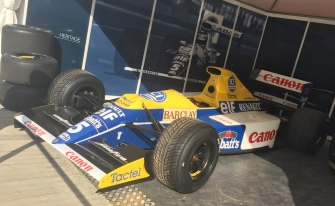 1990 Williams-Renault FW13B Goodwood