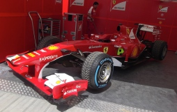 2010 Ferrari F10 Goodwood