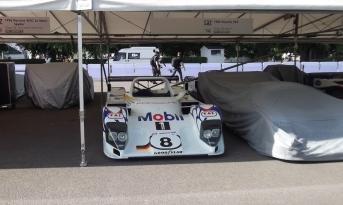 1996 Porsche Le Mans Spyder Goodwood