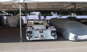 1996 Porsche Le Mans Spyder Goodwood