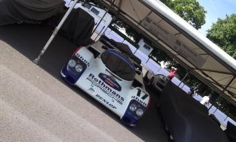 1987 Porsche 962 Goodwood