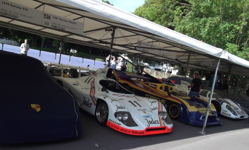 1981 Porsche 936/81 Goodwood