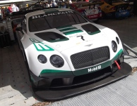 2013 Bentley Continental GT-3 Goodwood