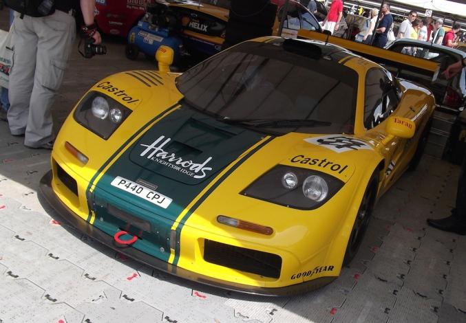 1995 McLaren F1 GTR Goodwood