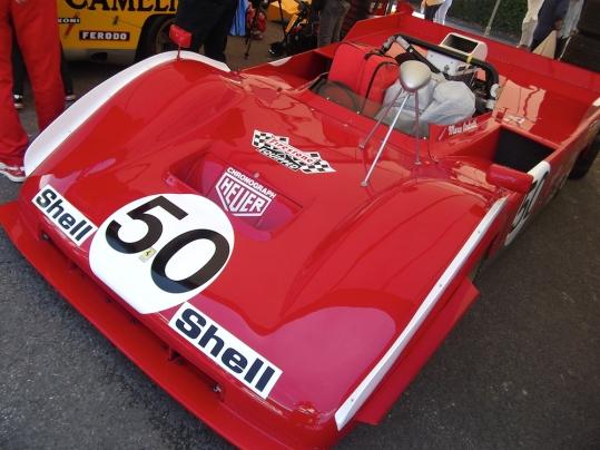 1969 Ferrari 712 Goodwood