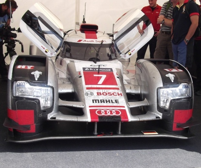 2015 Audi R18 e-tron quattro Goodwood