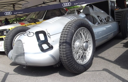 1939 Auto Union Type D 'Doppel Kompressor Goodwood