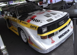 1985 Audi Sport Quattro S1 E2 Goodwood