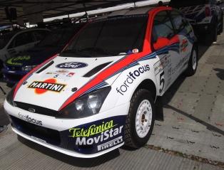2001 Ford Focus WRC Goodwood