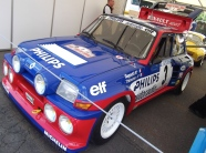1985 Renault 5 Maxi Turbo Goodwood