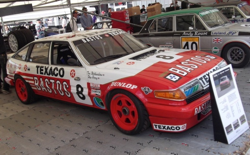 1986 Rover SD1 Vitesse TWR Goodwood