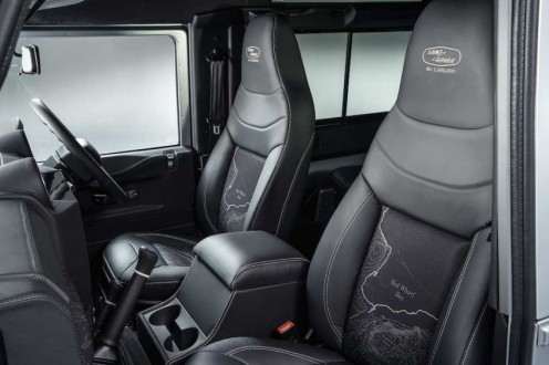 2015 Land Rover Defender 2M Edition Interior 009